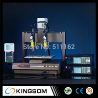 New Arrival! hot glue dispenser machine TS-300H, robot glue dispenser with high efficiency