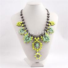 Bubble bib Neckalce, Statement Necklace, Charm Necklace, Choker necklace, Fashion Necklace(China (Mainland))