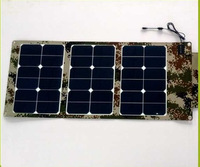 Flexible Amorphous silicon solar panel 60W