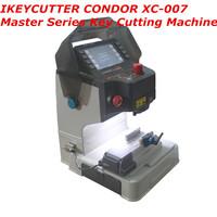 New Professional IKEYCUTTER CONDOR XC-007 Master Series Key Cutting Machine  CONDOR XC-007 Auto Locksmith Tool