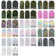 popular toe nail art