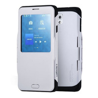 Newest SGP SPIGEN Slim Armor S View Automatic Sleep/aWake Cover Case for Samsung Galaxy Note 3 III N9000 Without Retail Box