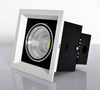2014 Promotion! HKS Brand New one Head 10W  AR111 10W COB Grille Light 10W Spotting Light with rotatable function