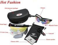 2014 Men Women Cycling Eyewear Sunglasses  Outdoor Cycling Glasses Bicycle Bike UV400 Sports Sun Glasses 5 Lenses original Box