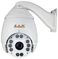 Waterproof Megapixel HD IP IR Speed Dome Camera SV-997ND