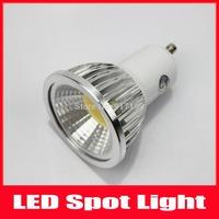 10x Epistar GU10 Led 3W gu10 COB Led Lamps Led Spotlight AC100-240V CE/RoHS Warm White / Cool White,Free Shipping
