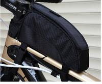 Bicycle road car tube frame pack bag mountain bike riding equipment car beam packet