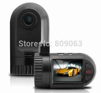2014 New Mini Car DVR Dash Cam GS608 Novatek Car DVR with 1.5 inch LCD Screen Full HD 1920*1080P 120 Degrees Wide Angle G-Sensor