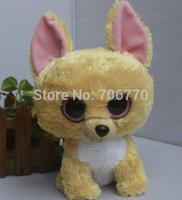 "IN HAND!  by Ty Original BEANIES BOOS SERIES Nacho the CHIHUAHUA 9"" 23CM Medium~ size Stuffed Animals Dolls Kids FREE SHIP"