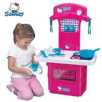 Hello Kitty mini kitchen suite girls play house toys