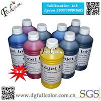 Free shipping!  For epson 3800 sublimation printer refill bottle inks .3800 heat transfer printting inks