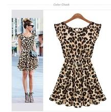popular cotton lace dress