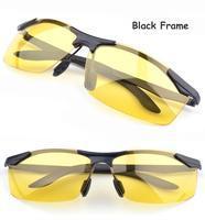 2014  Driver's TAC enhanced 100% yellow night polarized Color polaroid polarised golf fishing ski UV 400 Men women sunglasses