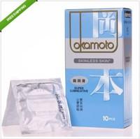 Condoms 30pcs High Quality Okamoto 4 Kinds Best Sex Life , 2014 New Freeshipping
