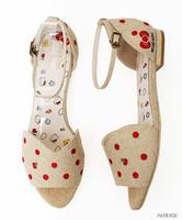Sanrio Hello Kitty 2014 New Women Flats Women Brand Shoes Woman Autumn & Summer Shoes Casual Shoes for Women Shoes Woman