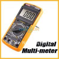 Good new Digital Multimeter Electrical Ammeter ohm Volt Voltmeter Meter Tester free shipping NW