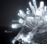 220V EU  Plug  50M LED String Lighting Wedding Fairy Christmas Lights  Twinkle Christmas Decoration
