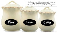 40 Oval Chalk Labels - Chalkboard Labels in Ovals - Chalkboard Stickers    Chalkboard Stickers