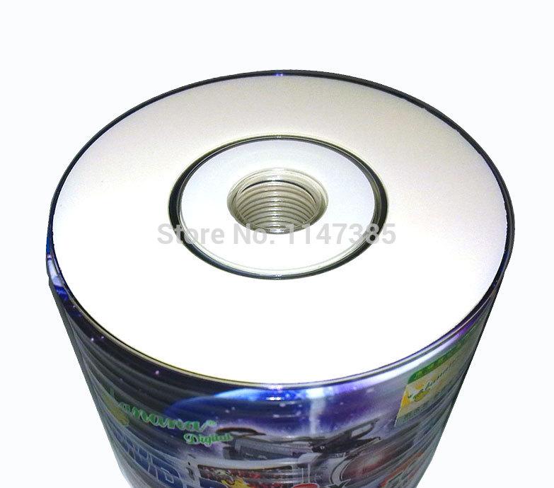 Wholesale 50discs/lot High Quality Banana 3inch 8cm Mini DVD-R Printable Blank Discs 8X 1.4GB 30MIN Mini DVDR Blank DVD Disc(China (Mainland))