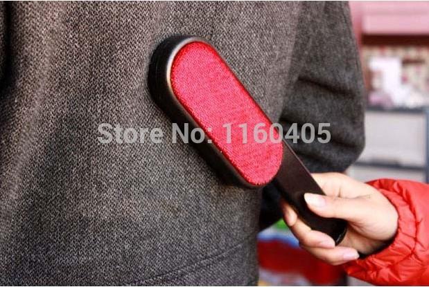 Pet hair Remover Brush Magic Lint Cloth Dust Brush Free shipping(China (Mainland))