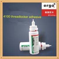 ergo 4100 high strength threadlocker adhesive for bond metal