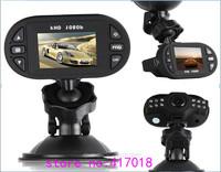 Hot! New Mini Size Full HD 1920*1080P 12 IR LED Vehicle Cam Video Camera Recorder Car DVR 32GB TF Card G-sensor function