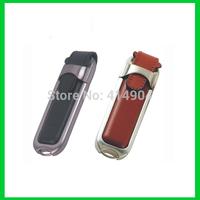 Hot Leather 16gb 4GB USB Flash Drive Pen Drive Pendrive Flash Drive Card Memory Stick Drives Free Shipping New 2014
