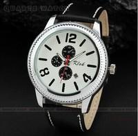 Calendar minimalist boutique business men quartz watch gift watch