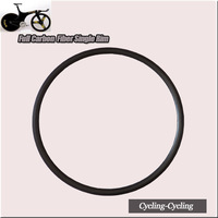 FREE SHIPPING 24mm clincher road carbon bike rim,carbon bicycle rim,single rim