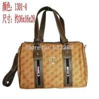 2014 new fashion trend in Europe and America retro pillow pack handbag bucket bag lady hand bag Shoulder Messenger