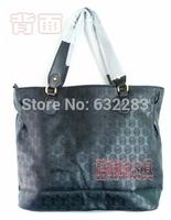 2014 new European and American College Wind handbag shoulder bag bag handbag letters