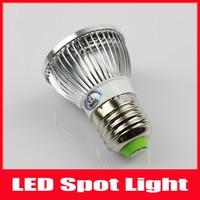 Dimmable 3W E27 COB LED Bulb Light Warm White Cold White Lamps Spotlight For Home Living Room Garden Lighting Decoration