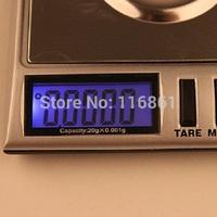 Digital Ultra Precise Scale (20g/0.001g)