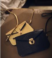 New 2014 Women summer mini messenger bags Women PU soft leather handbags Neon cute clutch phone bag Y0506