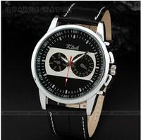 New black surface business men quartz watch gift watch imitation compass