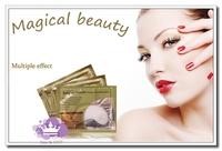 10pairs/lot Deck Out Women Crystal Eyelid Patch Anti-Wrinkle Crystal Collagen Eye Mask Remove Black Eye  Moisturizing