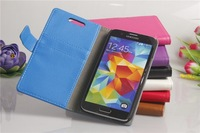 Holder Wallet Stand Case Cover for Samsung Galaxy S5 SV i9600