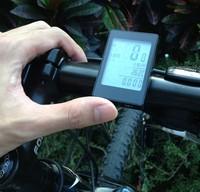 Multifunction Touch Screen Noctilucent Wireless Waterproof Digital Bicycle Computer Odometer Bike Speedometer Clock Stopwatch