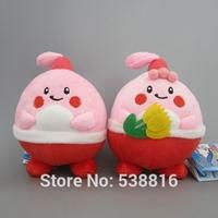 Wholesale and Reail 2pc/lot New Coming Pokemon Plush Toys 20cm Size Happiny Plush Toys