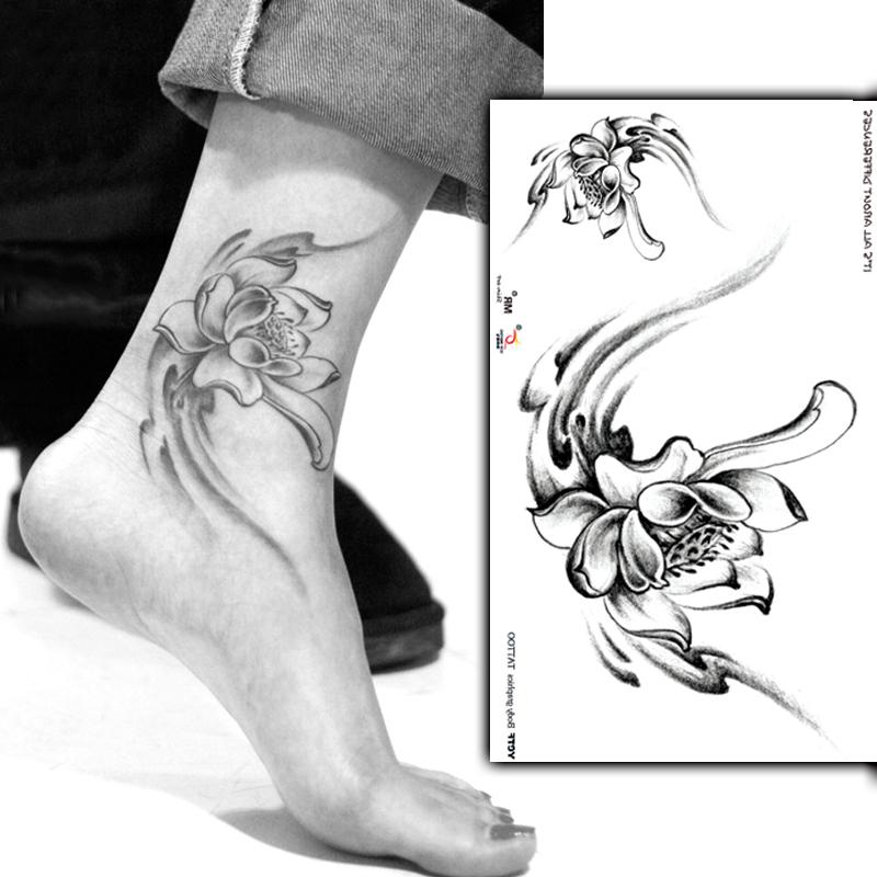 Эскизы татуировок щиколотке