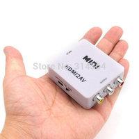Видеокарты и ТВ-тюнеры для ПК 10pcs/lot 172 USB VHS DVD Converter Win7/8 EzCAP 172