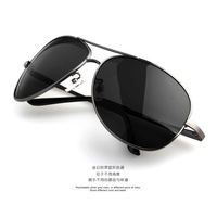 New 2014 Polarized sunglasses for men famous brand designer coating glasses vintage sun glasses fashion frog mirror