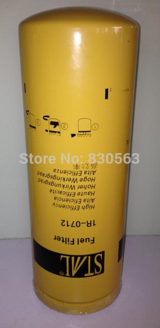 Free Shipping 1R-0712 Donaldson Fuel Filter Fleetguard FF5264 Oil Filter Cumminus Filters(China (Mainland))