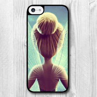 Lovely Tinkerbell Protective Cover Case Phone cases For iPhone 5C Free Shipping