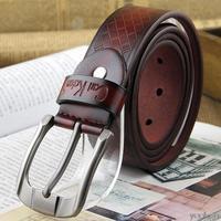 Free shipping ceinture genuine leather belts cinto masculino men belt new brand strap designer