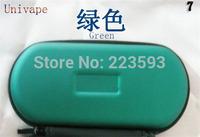 2014 Hot Multi Color eGo Zipper Case Leather Bag For Electronic Cigarette Starter Kit Small Medium Large Size