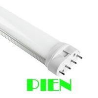 PL-L 2G11 led tube light 18W 18 Watt Long Twin-Tube Compact Fluorescent Light Bulb 150W 4100K 85V-265V by DHL 10pcs