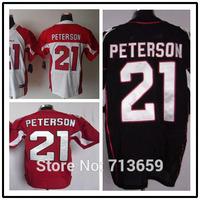 Arizona #21 Patrick Peterson Men's Elite Sports Jersey american football Jerseys,Embroidery Logo,Free Shipping,Accept Mix Order