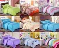 Home textile Bedding set Bedclothes bedspread  bed set 4PCS Duvet cover Bedsheet bedlinen twin full queen king Size Bedding Sets