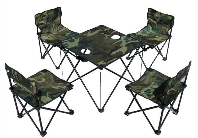столы для рыбалки и отдыха